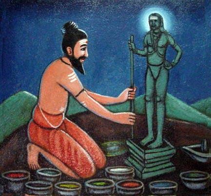 bogar creator of lord murugar