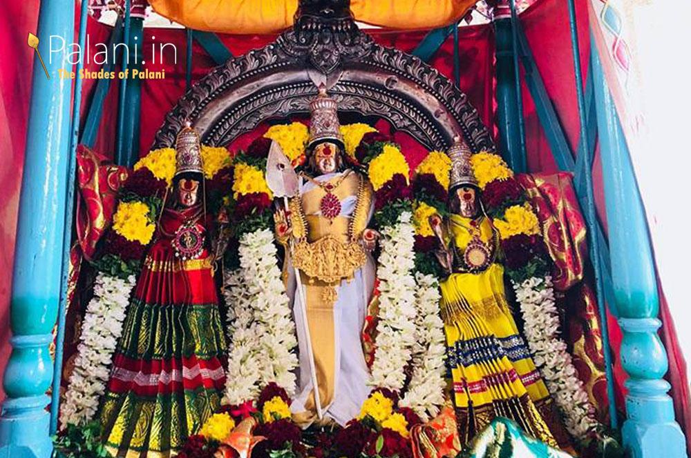 palani murugan festival pic